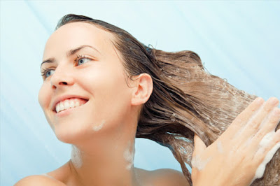 Wash Your Hair Correctly To Stop Hair Fall