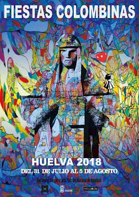 Fiestas Colombinas 2018 - HUELVA  - Bella Segovia