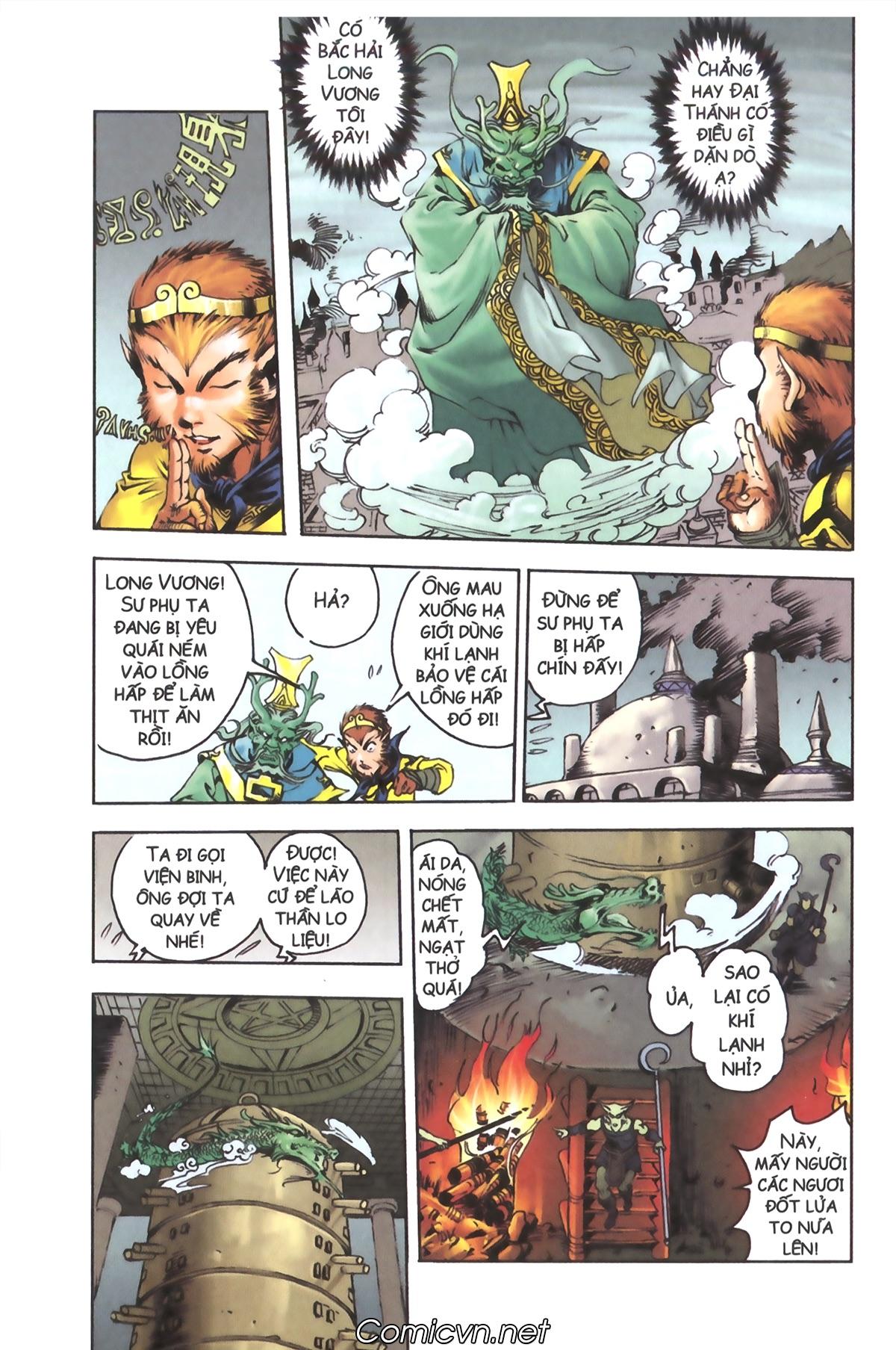 Tây Du Ký màu - Chapter 123 - Pic 4