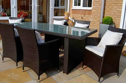 What is the best rattan furniture for my garden?
