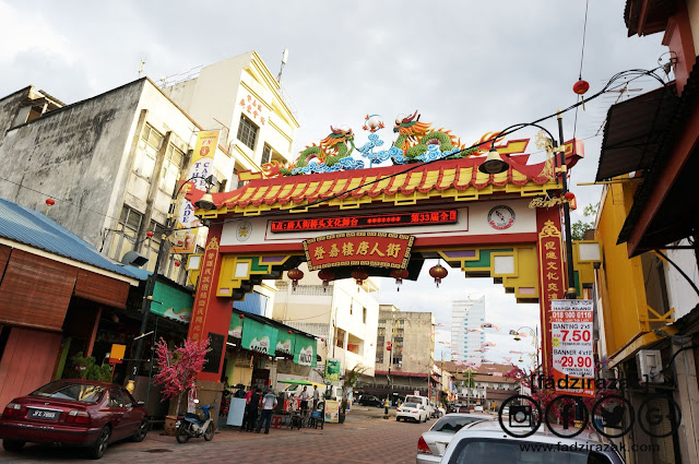 Street Art Chinatown Kuala Terengganu