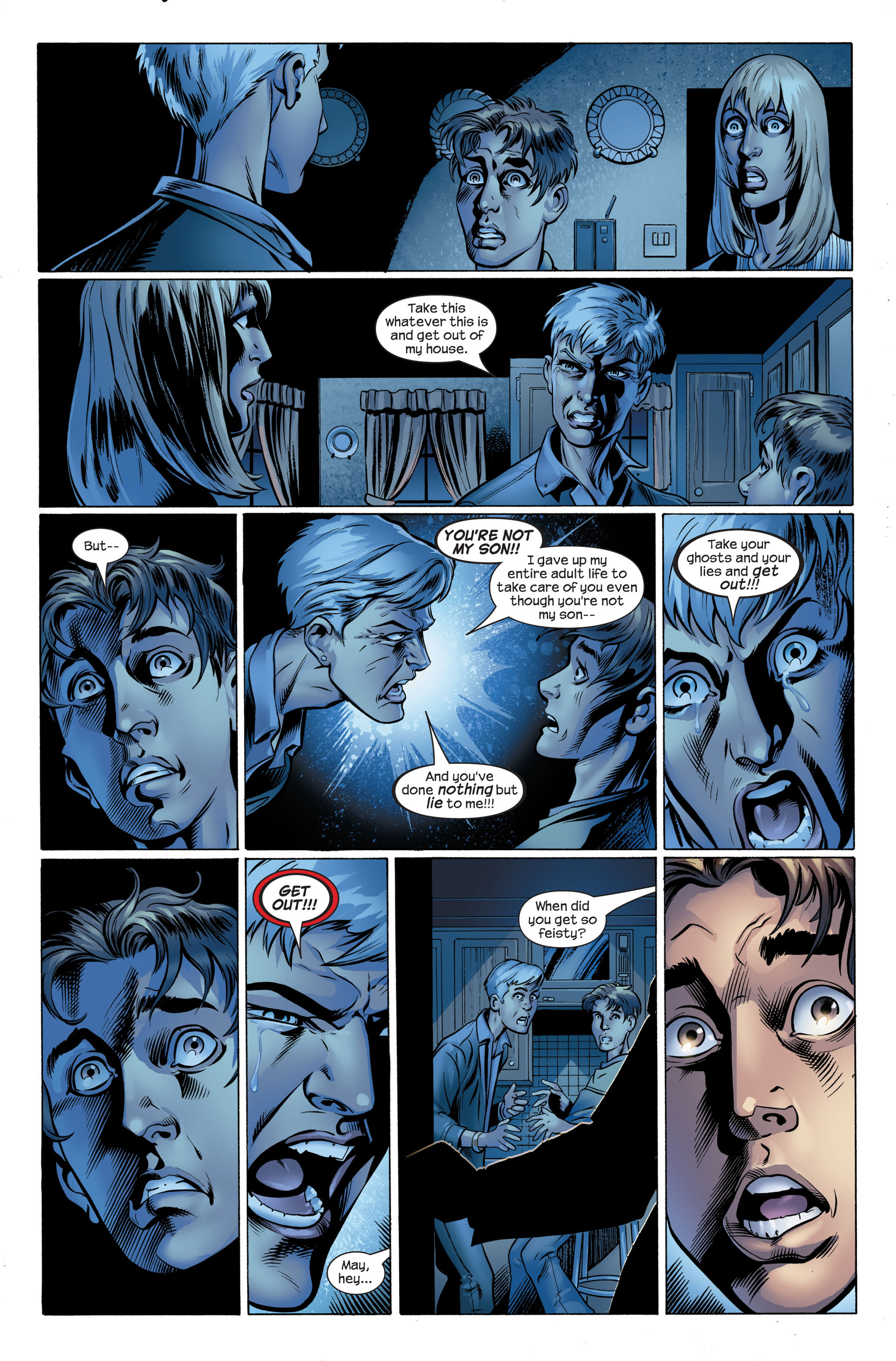 Read online Ultimate Spider-Man (2000) comic -  Issue #99 - 18