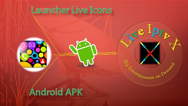 Launcher Live Icons APK