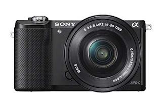 Harga Kamera Mirrorless Sony A5000 termurah terbaru dengan Review dan Spesifikasi April 2019