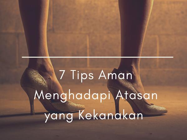 7 Tips Aman Menghadapi Atasan yang Kekanakan