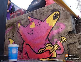 zorro street art