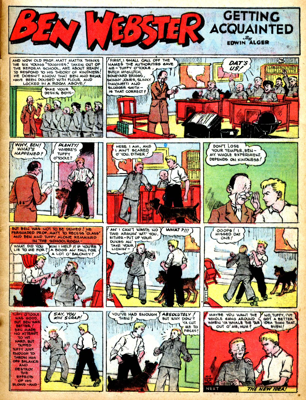 Read online All-American Comics (1939) comic -  Issue #9 - 53
