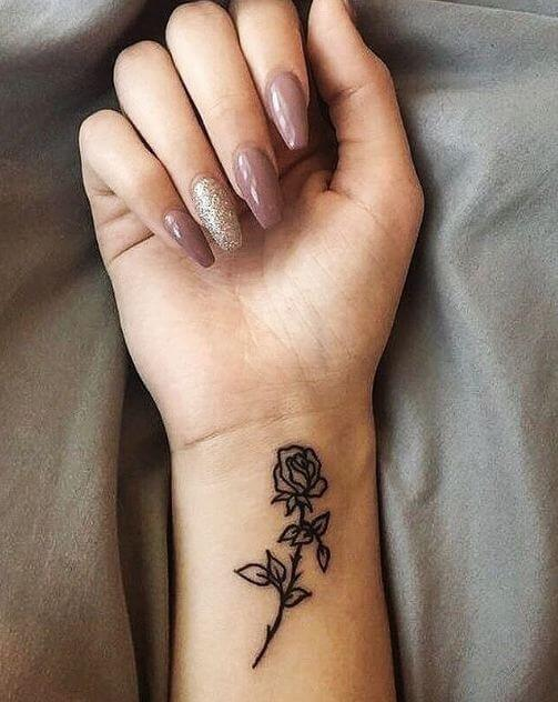 Rose Henna Designs Www Picswe Com