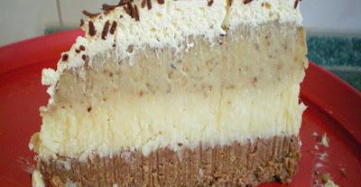 Recept za pijesak tortu