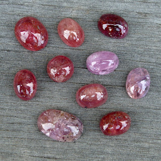 ethical sapphire cabochons