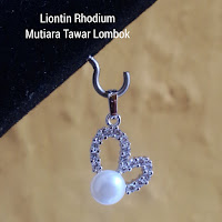 Desain Liontin Mutiara Lombok Murah