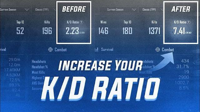 PUBG Mobile: K / D oranınızı hızla artırmak için ipuçları ve püf noktaları!