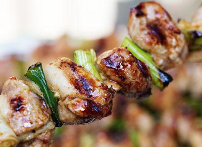Yakitori Chicken #Dinner