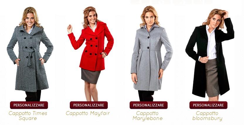 Poi siamo diventate più esigenti e abbiamo ordinato un cappotto da donna e  un abito da uomo con dettagli personalizzati 85eb7fb1db0