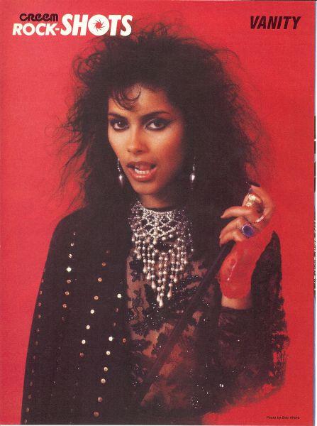 The Isle Of Deserted Pop Stars Vanity Vanity 6 1982