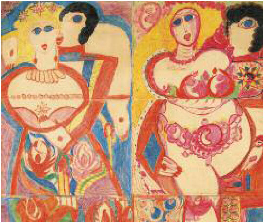 Art Now And Then Art Brut