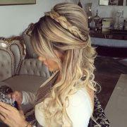 penteados para fazer em si mesma