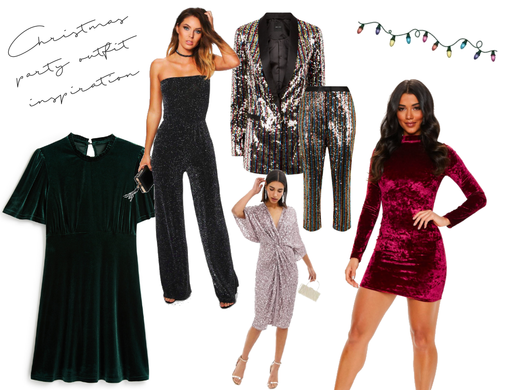 The Lilac Scrapbook: Christmas party outfit inspiration