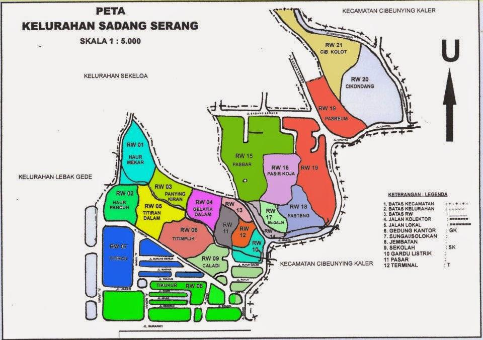 Profil Kelurahan Sadang Serang