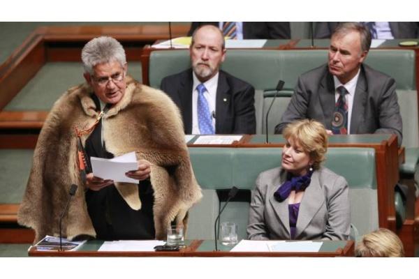 Aborigin Pertama Jadi Menteri Australia Minta Referendum
