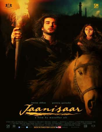 Poster Of Jaanisaar 2015 Hindi 350MB HDRip 480p Watch Online Free Download downloadhub.net