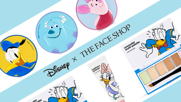 THE FACE SHOP X DISNEY 2ND EDITION