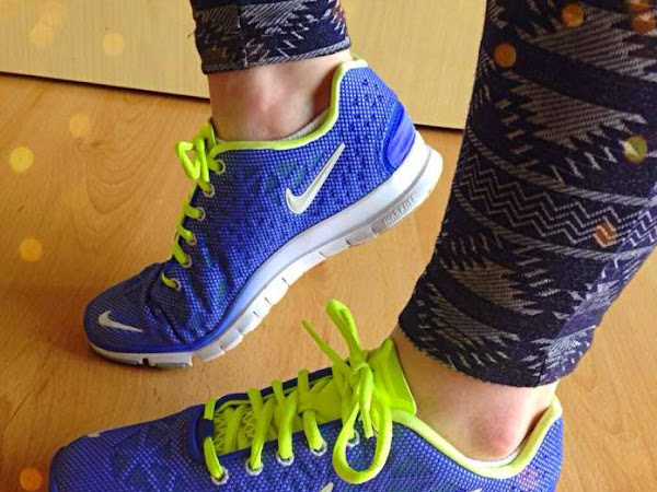 Review: Nike Free TR Fit 3 Trainers