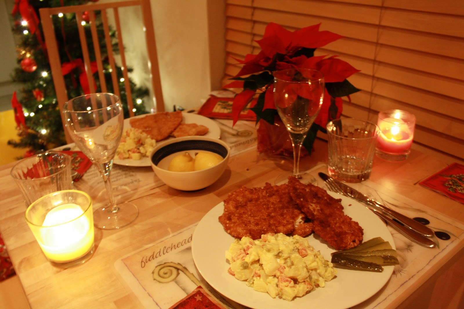 Whether your family serves an Italian-style seafood feast or American classics like roasted ham or turkey, Christmas dinner is the perfect occasion to bring everyone together.