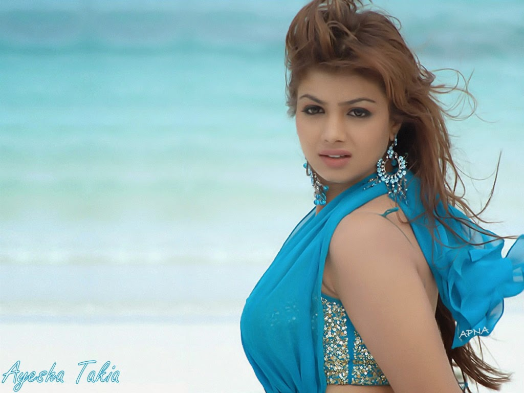 Latest Bollywood Actresses: Wellcome To Bollywood HD Wallpapers: Ayesha Takia