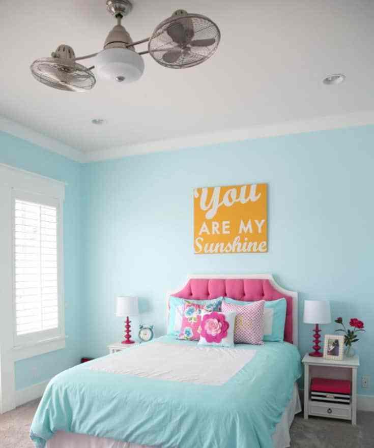 abcd8daf1 تصاميم غرف نوم بنات 2019 أفضل 15 ديكور لأميرات المنزل بالصور | ديكوراب