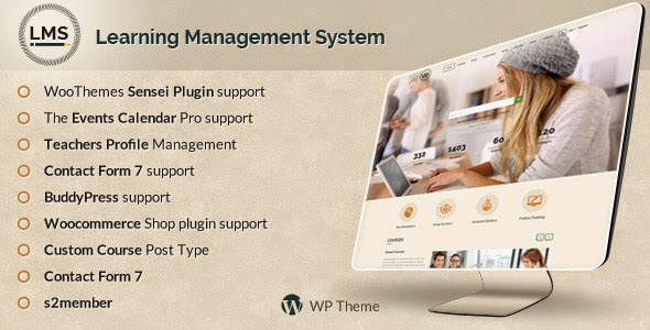 Best Learning Management Theme