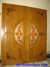 Desain Pintu ( 2 Pintu )