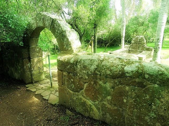 Campo Santo: Cemitério Indígena, no Fuerte de San Miguel, Chuy