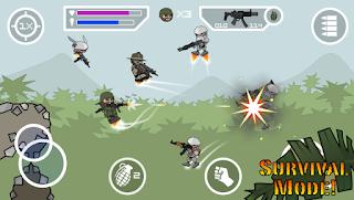 Mini Militia v4.0.36 Mod Pro Unlocked