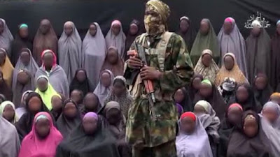 Nigeria schoolgirl missing from Chibok 'found with baby'