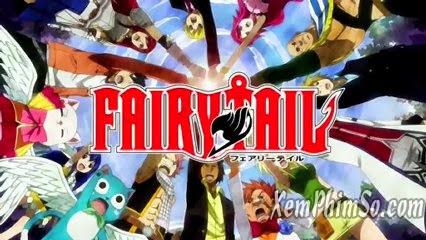 Hội Pháp Sư 2 heyphim Fairy Tail Episode 121 English Dubbed