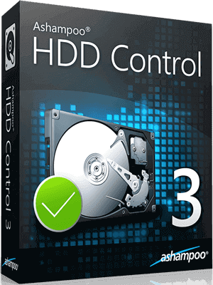 Ashampoo HDD Control Corporate box