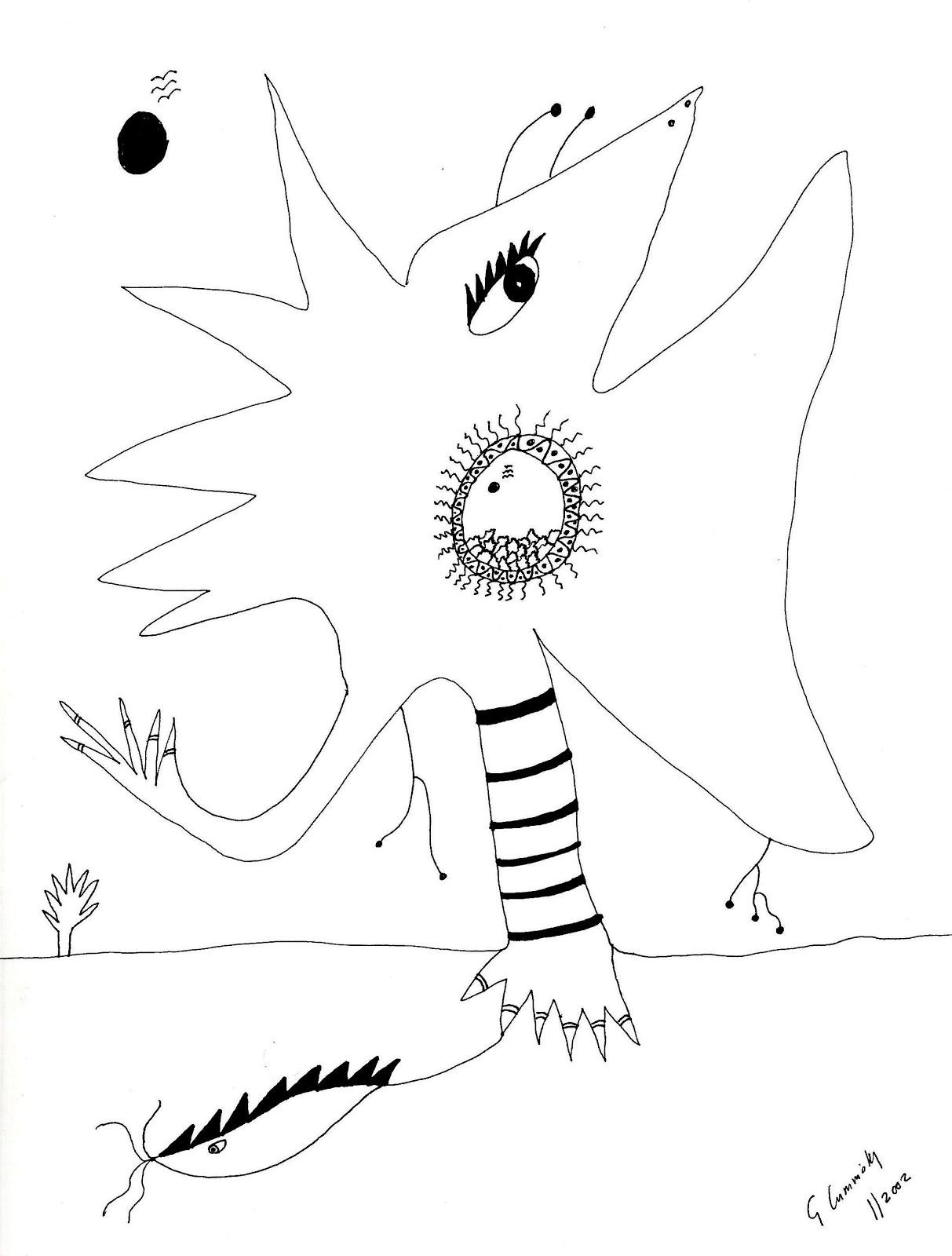 DYE HARD PRESS: Drawing Twenty January 2002