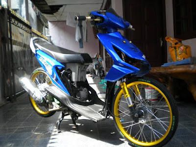 honda beat modif gp