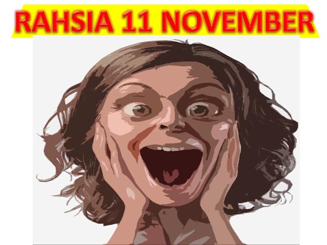 Rahsia 11 November