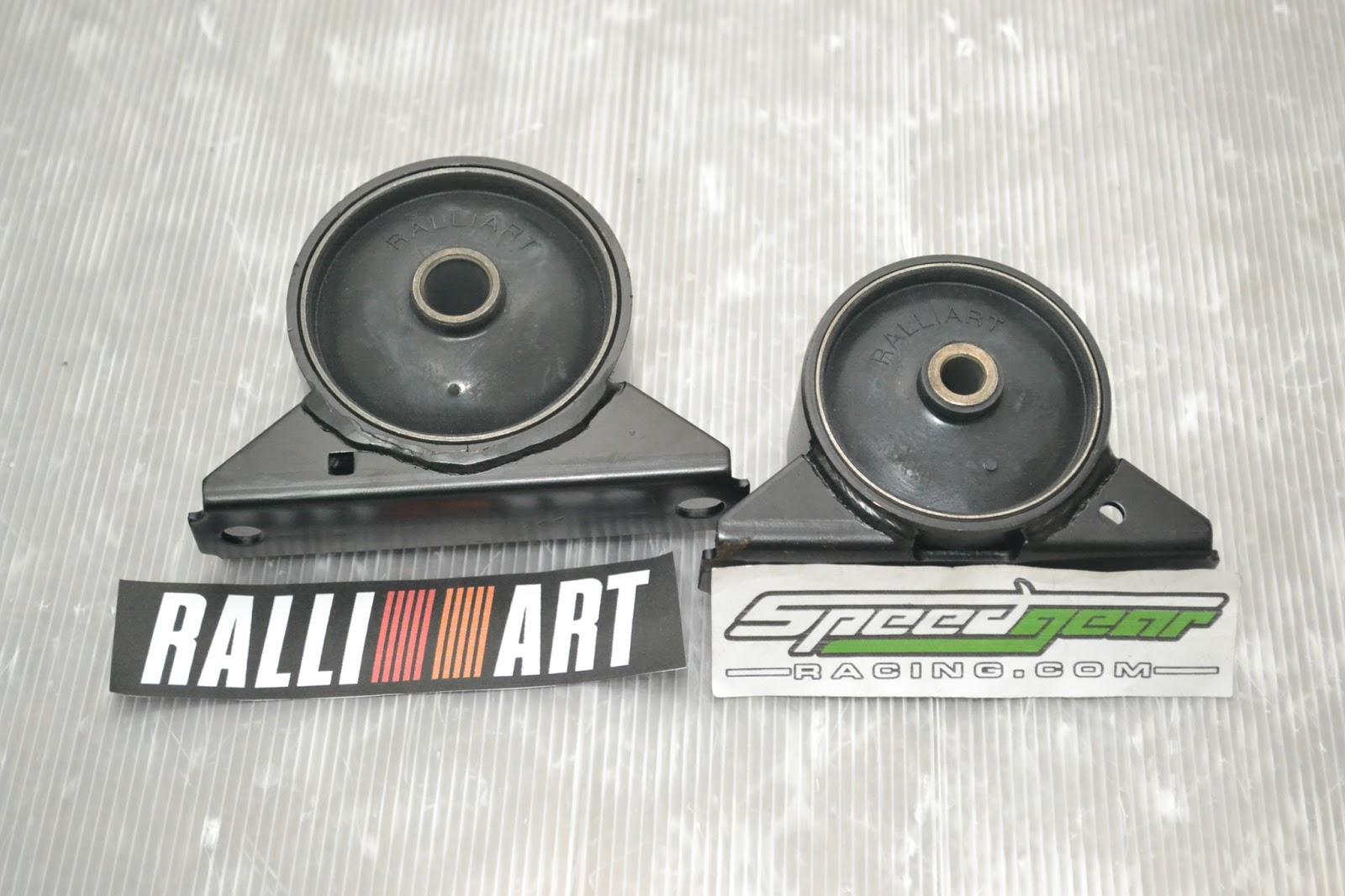 Speedgear Racing: Ralliart racing engine crossmember mount