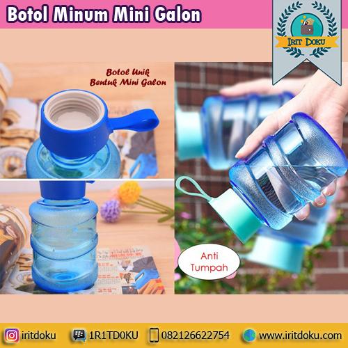 Botol Minum Mini Galon