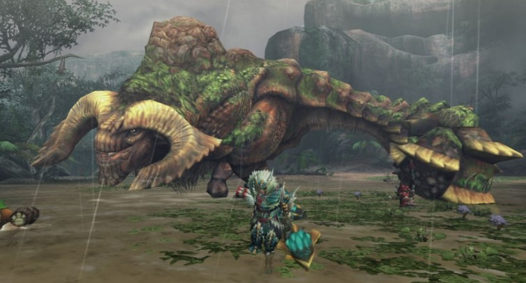 Download Monster Hunter 3rd PPSSPP Iso Android