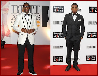 Tinie Tempah crowned 2012 best-dressed Man