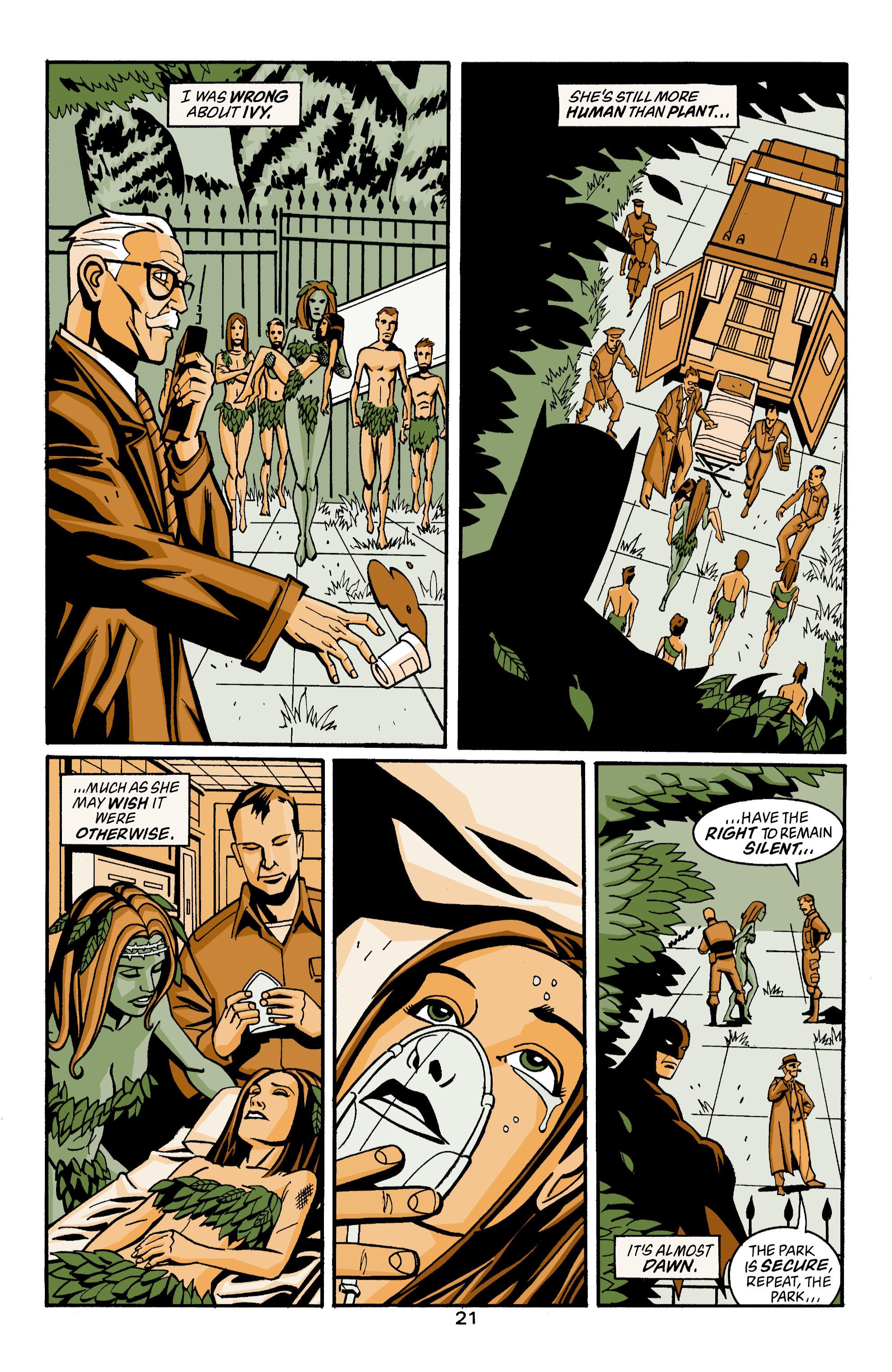 Detective Comics (1937) 752 Page 20
