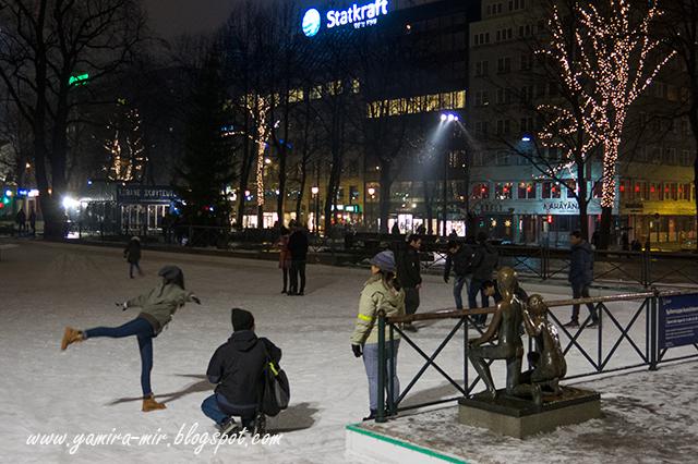 Image result for новогодний осло фото