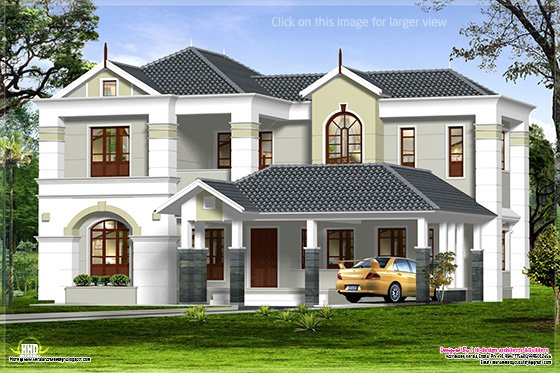 4 bedroom luxurious house