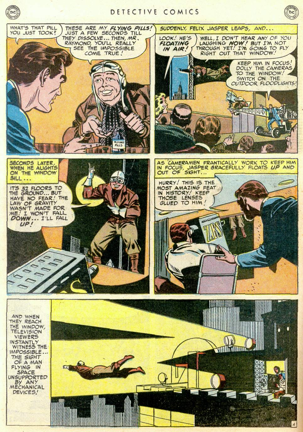 Read online Detective Comics (1937) comic -  Issue #163 - 19