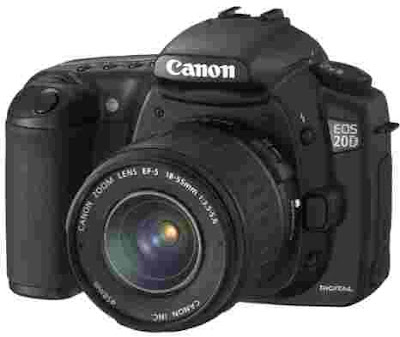 CANON EOS 20D MANUAL