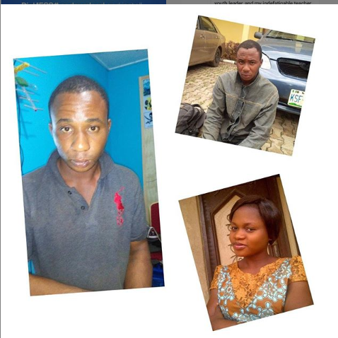 "2 #Years After Killing His Girlfriend, Court Sentenced ""Chukwudi Onweniwe"" To Death By Hanging"